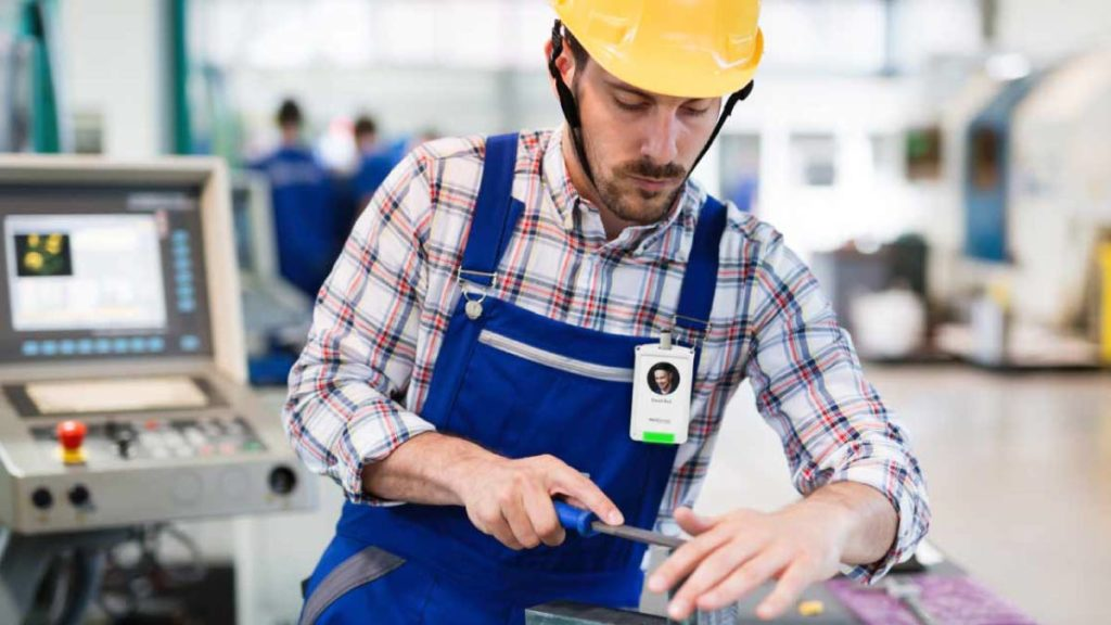 Contact Tracing for Factories and Manufacturing Workers