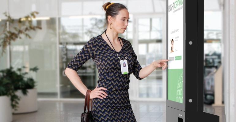 Visitor Management Business Case