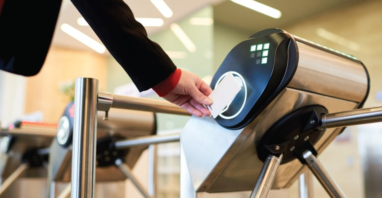Visitor Management - Access Control System