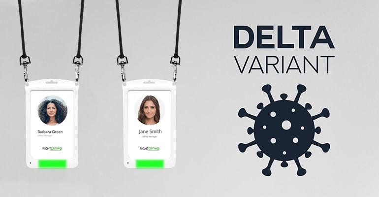 Digital Contact Tracing - COVID Delta Variant