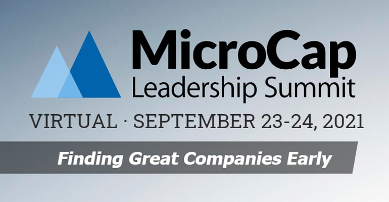 MicroCap Leadership Summit - RightCrowd