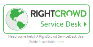 RightCrowd Service Desk